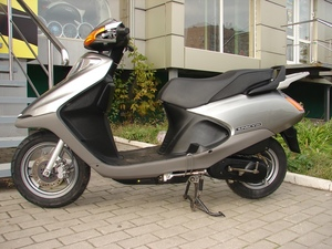 Продам Honda Spacy JF13